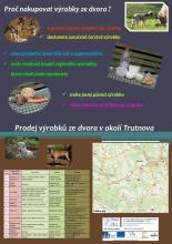 Plakát Prodejci ze dvora na Trutnovsku