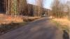 cesta podél Pekelských rybníků